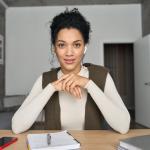 Salário médio do formado em administração em diferentes estágios da profissão